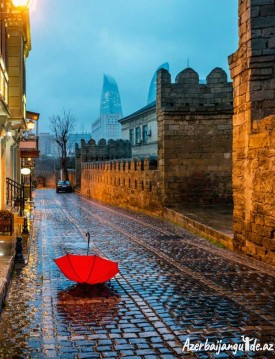 7 Day Cities of Azerbaijan Economic Private Tour