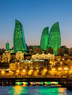 BIG SALE! 4 night/5 days tour in Baku