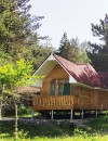 2 day Sheki and Qax Tour with 1 night stay at Wooden Cottage