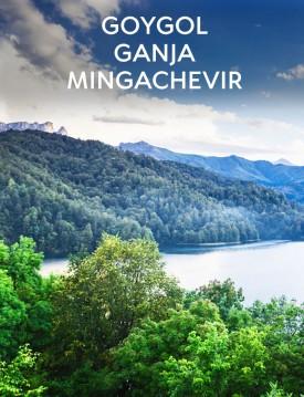 Helenendorf - German streets in Azerbaijan - Goygol - Ganja and Mingachevir Tour with 1 night stay