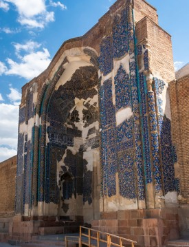 Private tour 14 days to Azerbaijan and Iran Tour Package