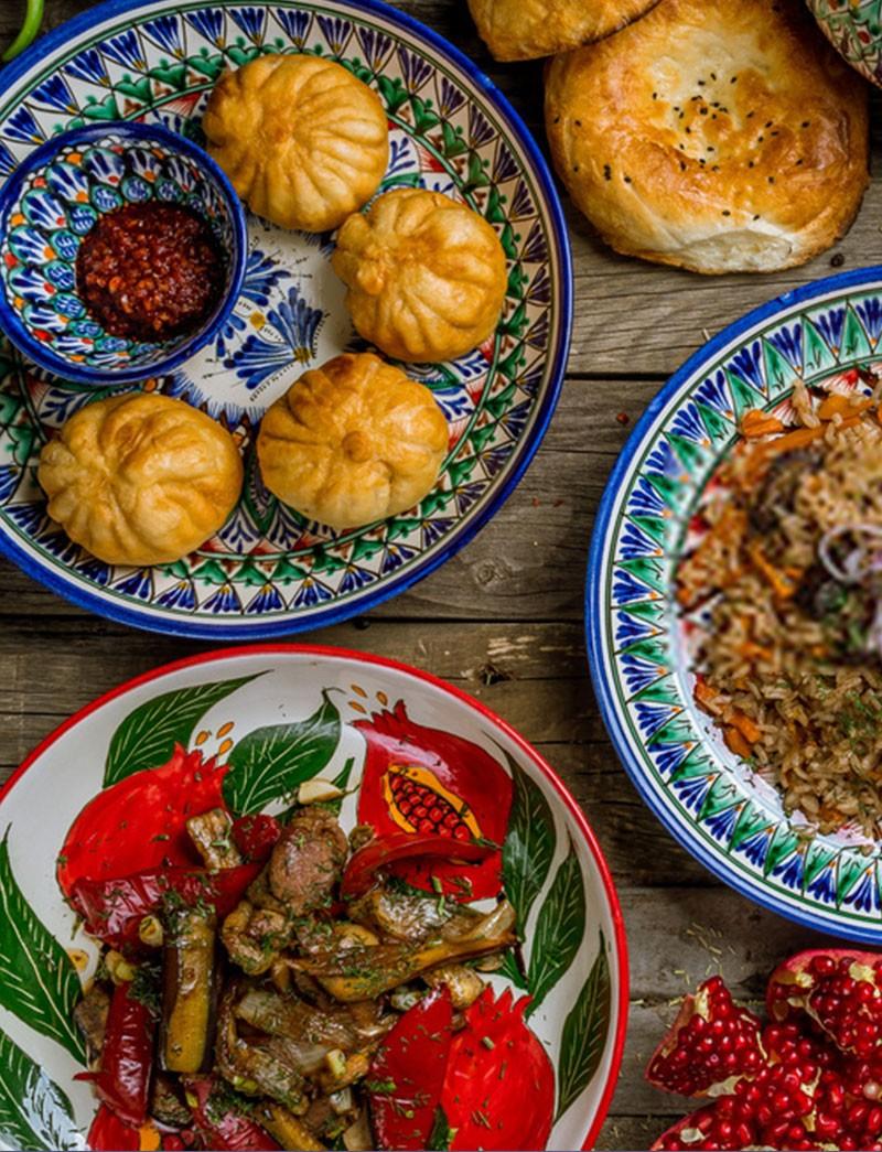 Azerbaijan and Uzbekistan 14 days Private Silk Road Tour