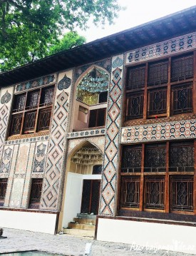 Enjoy the combination of nature and history in Sheki city