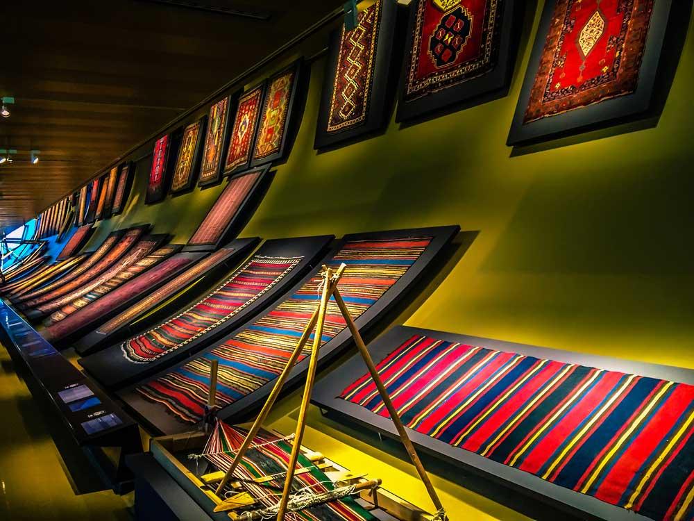Carpet Museum visit