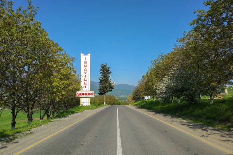 Ismayilli City Tour