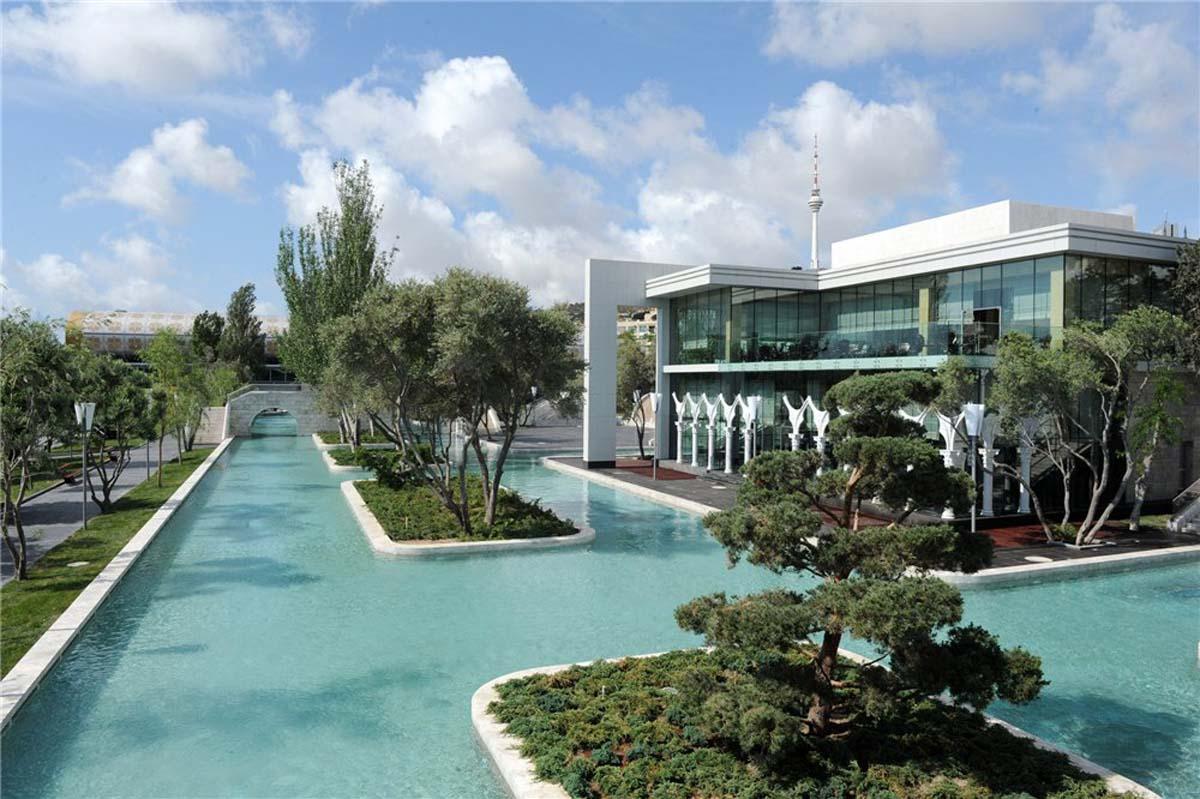 Baku Boulevard Little Venice