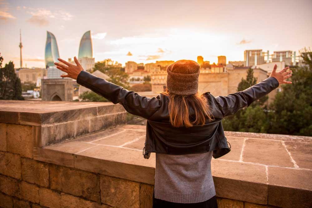 Baku-city-tour