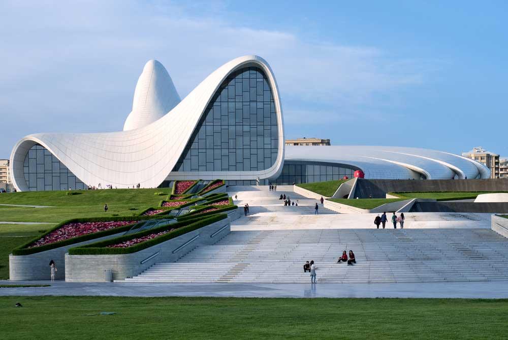 haydar-Aliyev-Centre