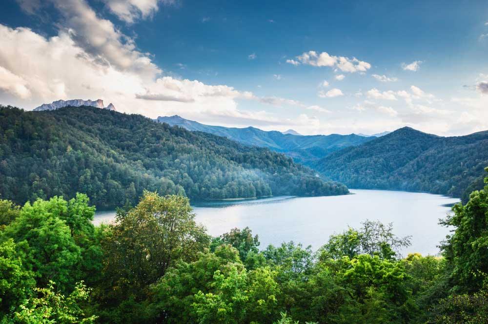 Goygol Lake Azerbaijan