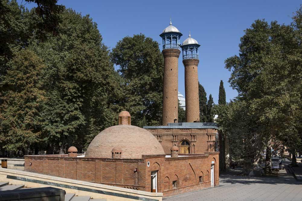 Shah Abbas Mosque